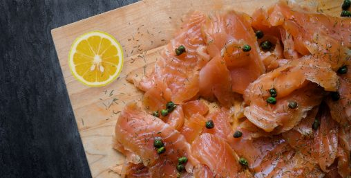 Smoked Salmon/Lox