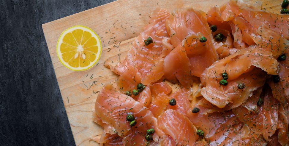 Smoked Salmon/Lox